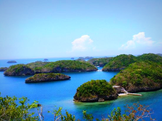 Pangasinan-hundred-islands